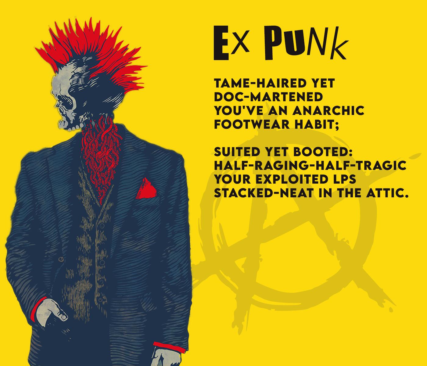 ex-punk poem